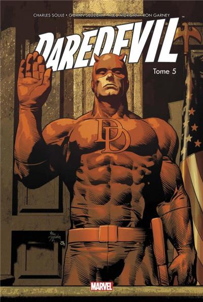 Couverture Daredevil tome 5