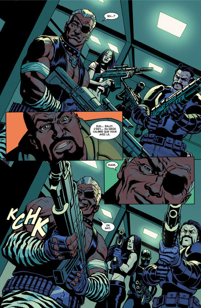 Page 8 Daredevil tome 5