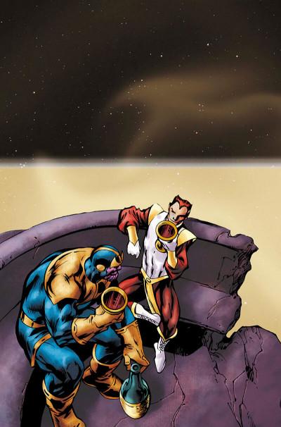 Page 2 Thanos - Les frères de l'infini