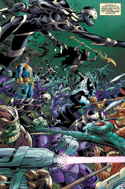 Page 8 Thanos - Les frères de l'infini