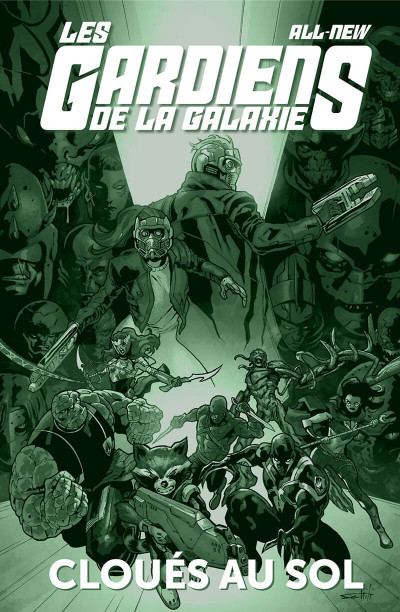 Page 1 All-new Les gardiens de la galaxie tome 4
