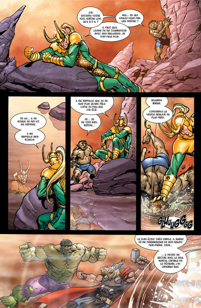 Page 6 Marvel - season one tome 1