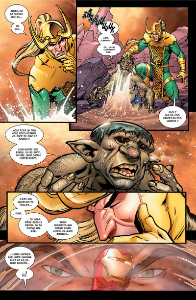 Page 8 Marvel - season one tome 1