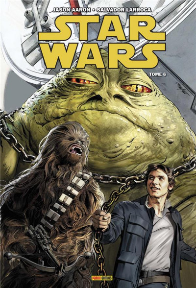 Couverture Star wars tome 6