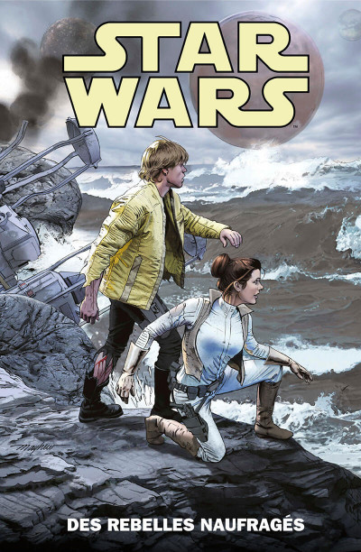 Page 1 Star wars tome 6