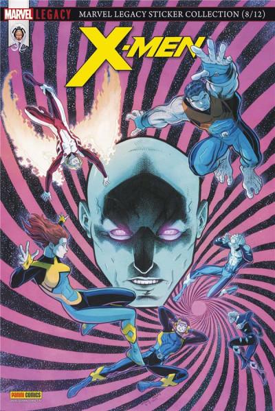 Couverture Marvel legacy - X-men tome 2