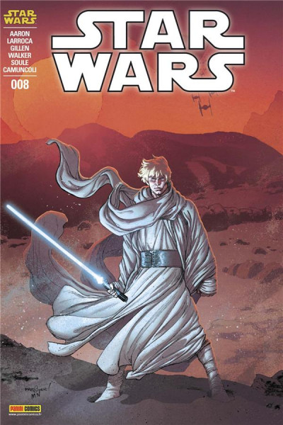 Couverture Star wars - fascicule série 2 tome 8 (couverture 1/2)