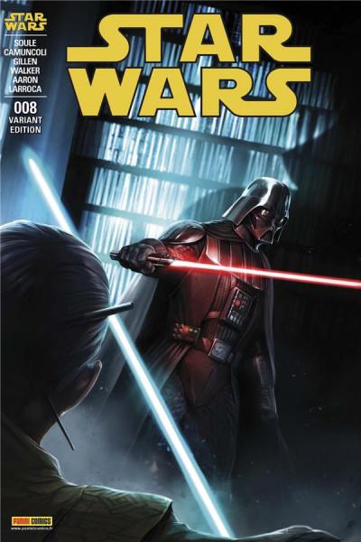 Couverture Star wars - fascicule série 2 tome 8 (couverture 2/2)