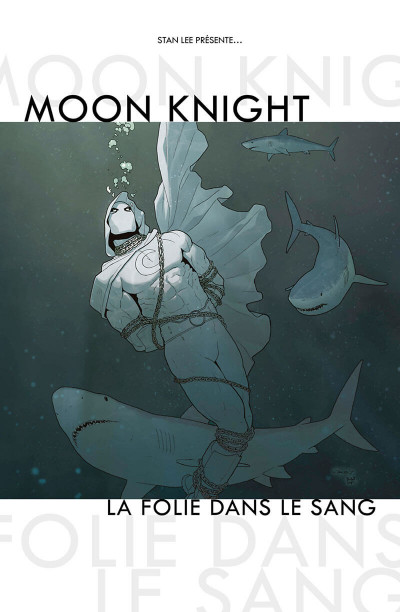 Page 1 Moon Knight legacy tome 1