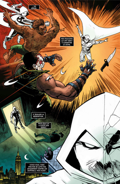 Page 6 Moon Knight legacy tome 1