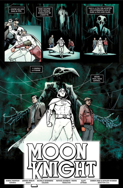 Page 7 Moon Knight legacy tome 1