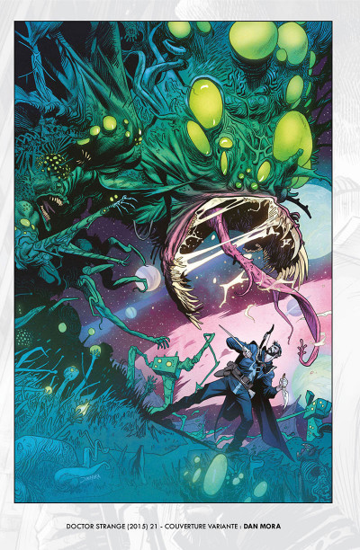 Page 4 Doctor Strange tome 5