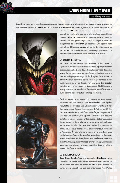 Page 4 Nous sommes Venom