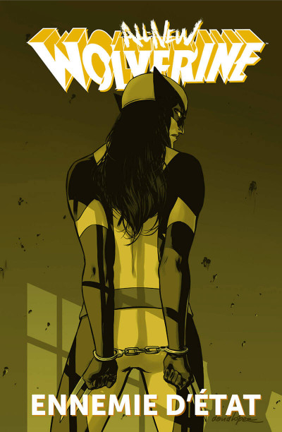 Page 1 All-new Wolverine tome 3