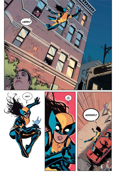 Page 6 All-new Wolverine tome 3