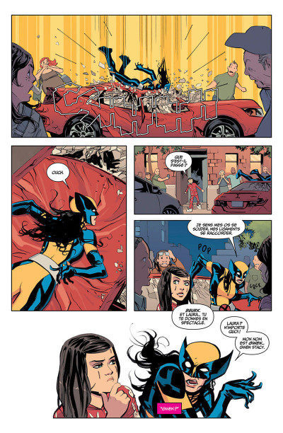 Page 7 All-new Wolverine tome 3