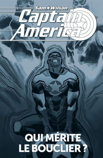 Page 1 Captain America - Sam Wilson tome 3