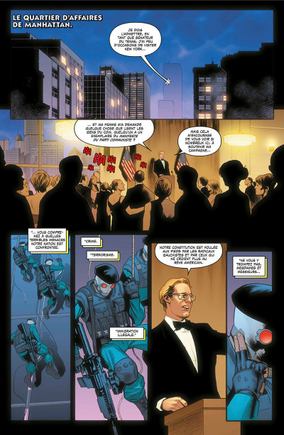 Page 5 Captain America - Sam Wilson tome 3