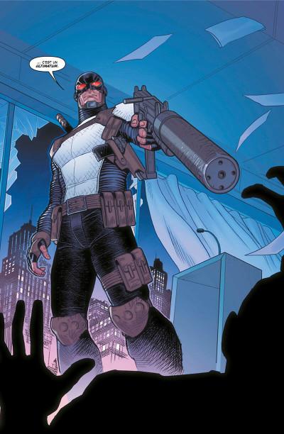 Page 7 Captain America - Sam Wilson tome 3