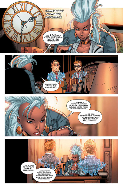 Page 5 Extraordinary X-men tome 3