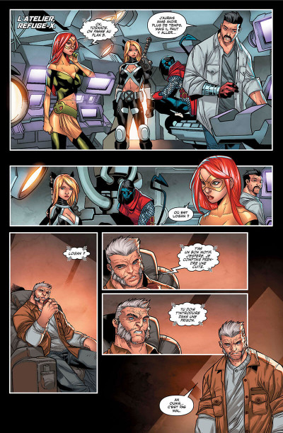 Page 7 Extraordinary X-men tome 3