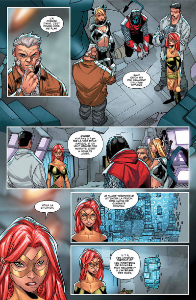 Page 8 Extraordinary X-men tome 3