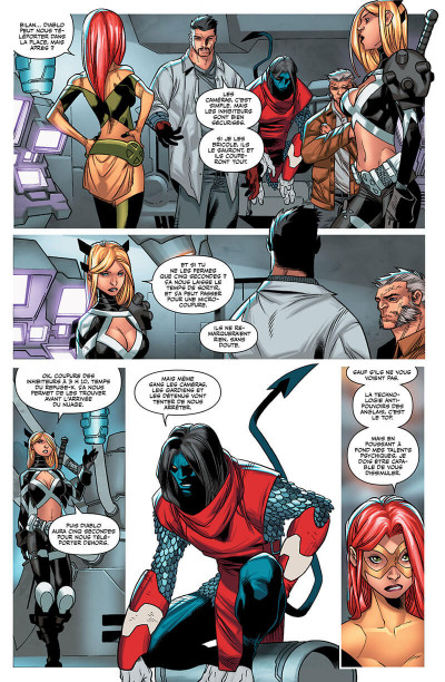 Page 9 Extraordinary X-men tome 3