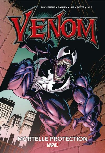 Couverture Venom - Mortelle protection