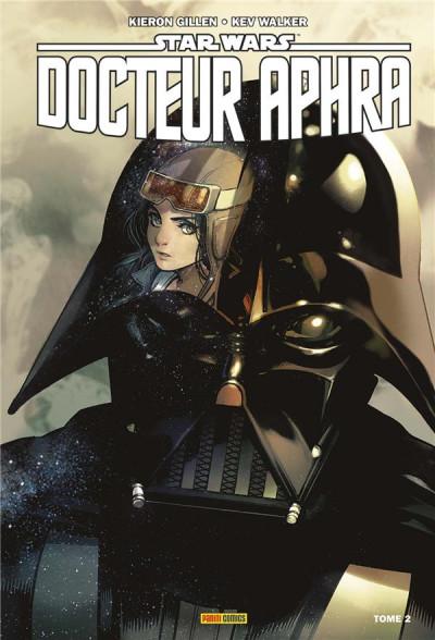 Couverture Star wars - Docteur Aphra tome 2