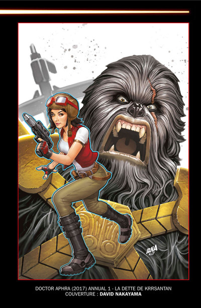 Page 5 Star wars - Docteur Aphra tome 2