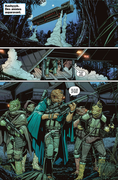 Page 7 Star wars - Docteur Aphra tome 2