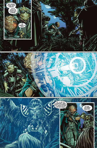 Page 9 Star wars - Docteur Aphra tome 2
