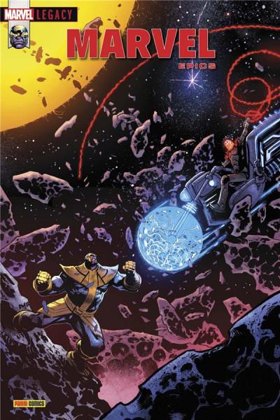 Couverture Marvel legacy - Marvel epics tome 2