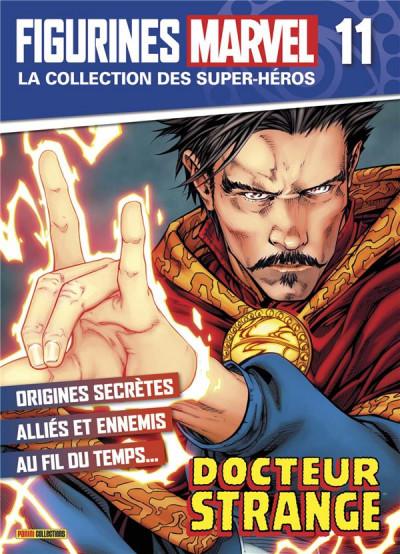 Couverture Figurine Marvel n°11 - Le doctor Strange