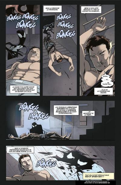 Page 6 Deadpool - retour au noir