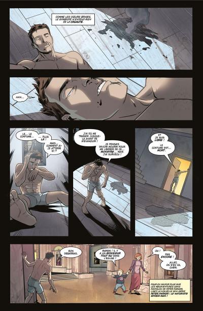 Page 7 Deadpool - retour au noir