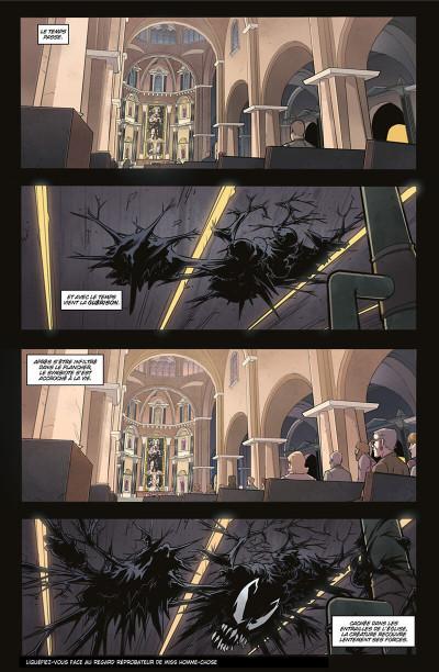 Page 8 Deadpool - retour au noir