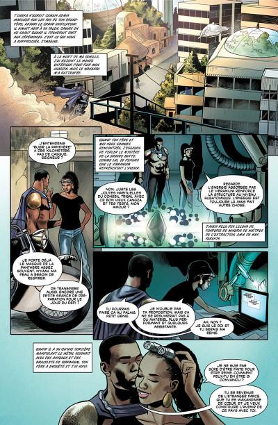 Page 9 La panthère noire