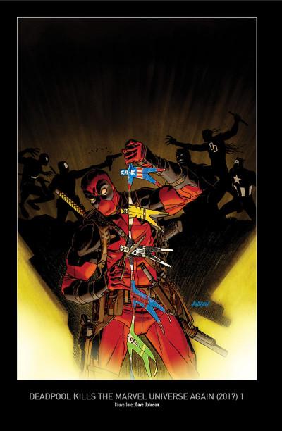 Page 4 Deadpool massacre Marvel tome 2