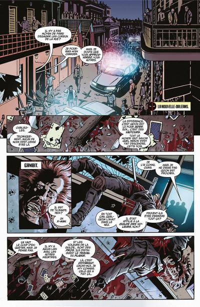 Page 5 Deadpool massacre Marvel tome 2