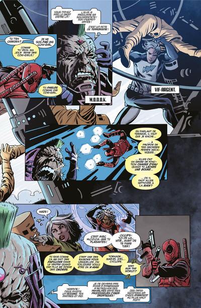 Page 7 Deadpool massacre Marvel tome 2