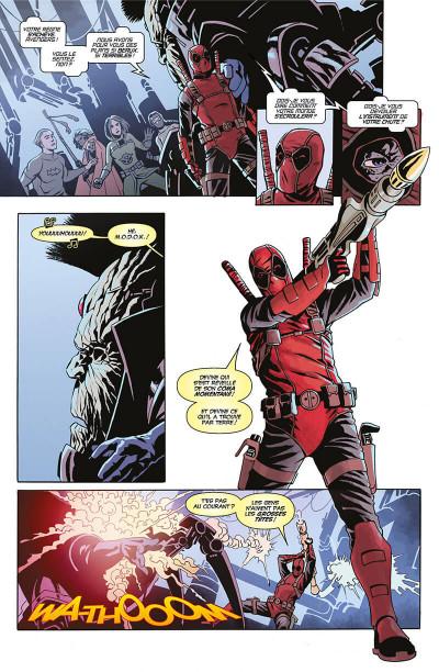 Page 9 Deadpool massacre Marvel tome 2