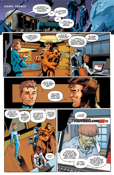 Page 5 All-new X-Men tome 2