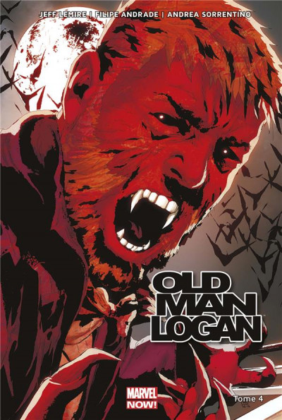 Couverture Old man Logan all-new all-different tome 4
