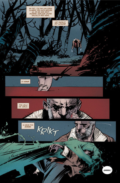 Page 9 Old man Logan all-new all-different tome 4