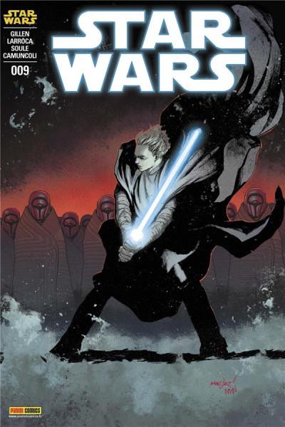 Couverture Star wars - fascicule série 2 tome 9 (couverture 1/2)