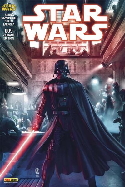 Couverture Star wars - fascicule série 2 tome 9 (couverture 2/2)