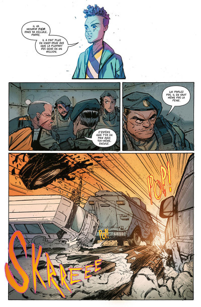 Page 8 Hit girl tome 1