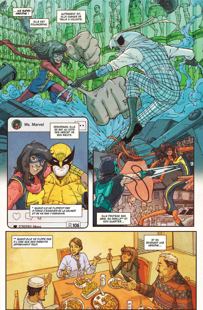 Page 6 Ms. Marvel tome 8