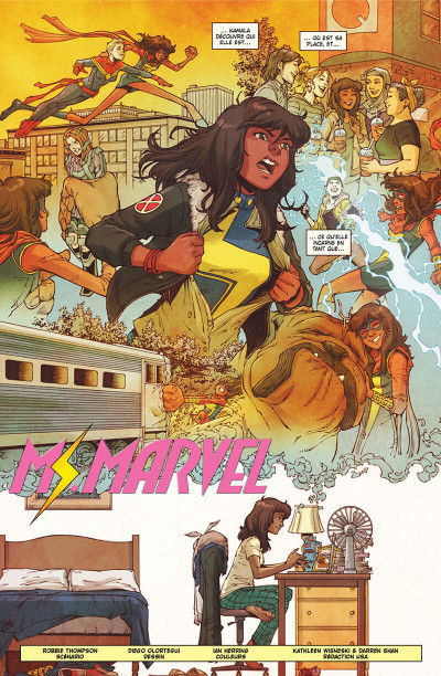 Page 7 Ms. Marvel tome 8